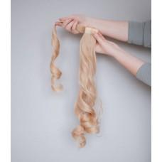 Термостійкий хвилястий хвіст мідний блонд ( 22 )