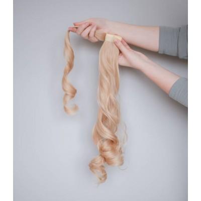 Термостойкий волнистый хвост медный блонд ( 22 )