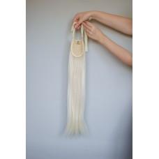 Накладний хвіст з штучного волосся блондинка ( 60/613 )