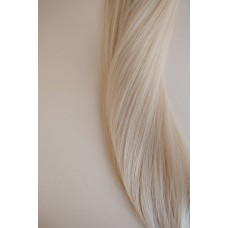 Шиньон накладной хвост на ленте блонд ( 613 )