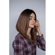 Коричнева перука каре колорування ( 5013 )