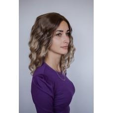 Руса перука колорування хвилясте волосся ( 5306 )