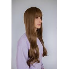 Русый длинный парик имитация роста волос ( 61031 )