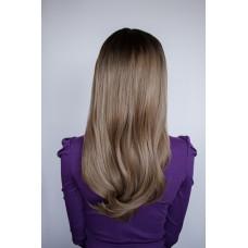 Русый длинный парик с челкой ( 2601 )
