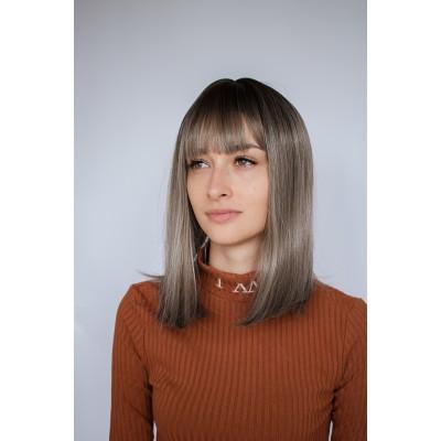 Руса перука каре з чолкою ( 246 )