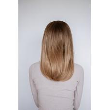 Русый парик модное окрашивание колорирование ( 2021 )