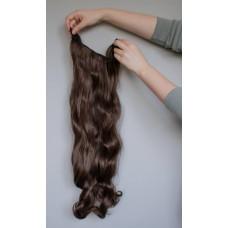 Волосся на заколках штучне термоволокно ( 8 )