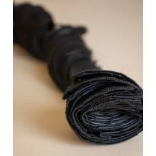 Накладні пасма треси на заколках чорні ( 1 )