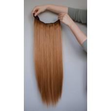 Волосся на заколках потиличне накладне пасмо ( 6A )
