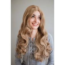 Жіноча руса перука з імітацією росту волосся ( 4511 )
