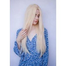 Довга блондиниста перука ( 2821 )