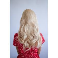 Парик волнистый длинные волосы блондинка ( 5810 )