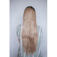 Парик с пробором на сетке блондинка ( 3240 )