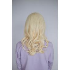 Женский парик блондинка с челкой ( 18916613 )