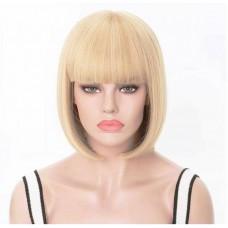 Перука каре медовий блонд ( 2318 )