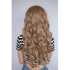 Жіноча руса перука на сітці ( 5455 )