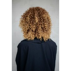 Афро перука блондинка( 1622 )