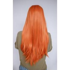 Жіноча руда перука довге волосся ( 61058 )