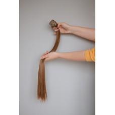 Накладні пасма волосся на заколках меліровка ( 12/24 )