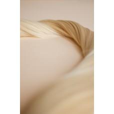 Волосы на трессах блондинка из термоволокна ( 86/613 )