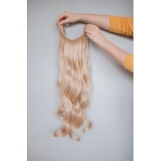 Длинные волосы трессы волнистые термоволокно ( 25 )