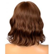 Жіноча коричнева термостійка перука ( 2306 )