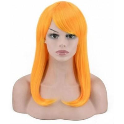 Оранжевый парик  ( 9117 )