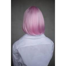 Рожева перука каре з чубчиком ( 01420 )