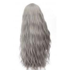Сіра перука з термоволокна ( 1549-22 )
