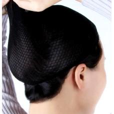 Шапочка сітка для волосся під перуку чорна